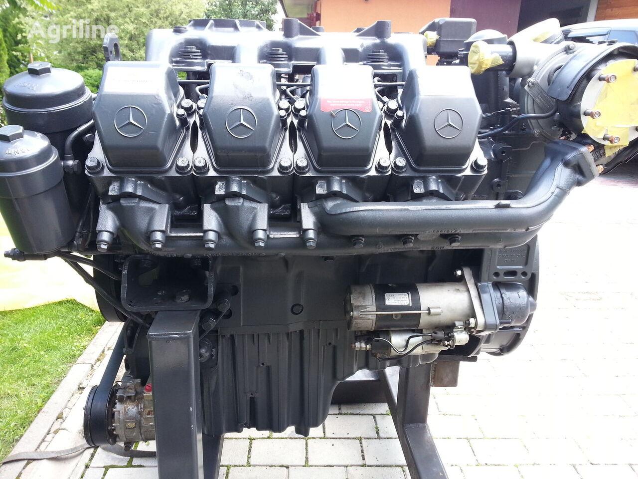 new MERCEDES-BENZ OM 502 LA (942.992) engine for CLAAS grain harvester