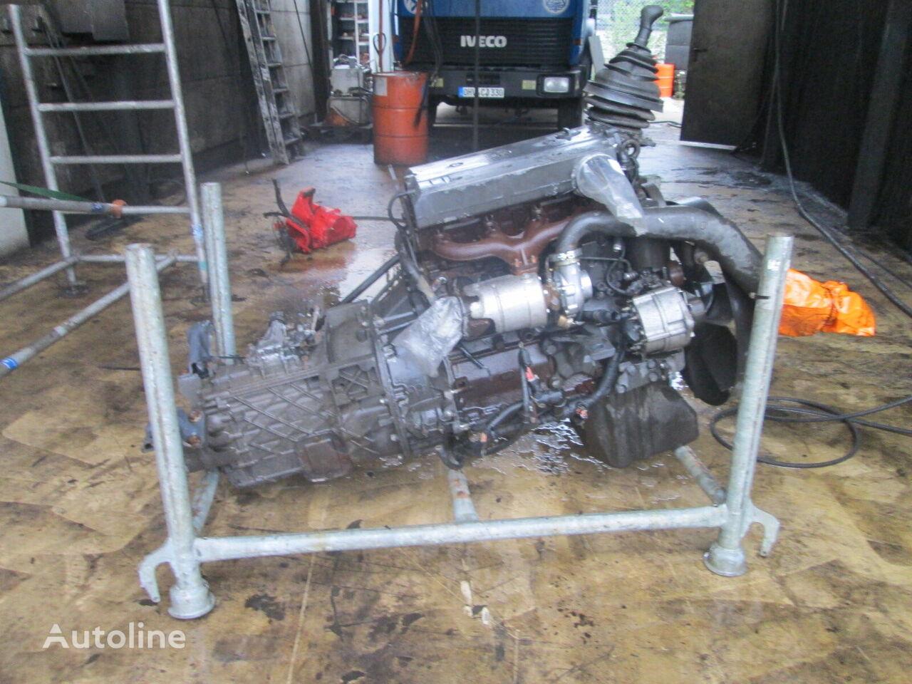MERCEDES-BENZ OM 902 engine for MERCEDES-BENZ Atego 815 truck