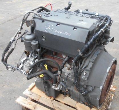 MERCEDES-BENZ OM 924 LA engine for MERCEDES-BENZ Atego tractor unit