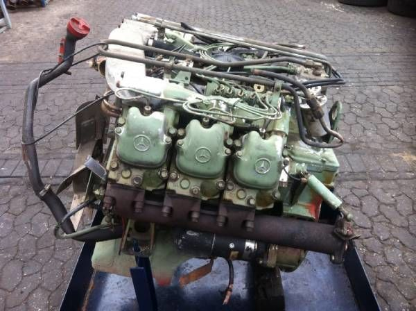 MERCEDES-BENZ OM401 192 engine for truck