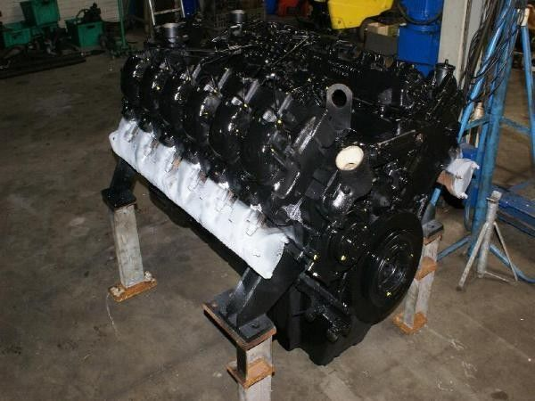 engine for MERCEDES-BENZ OM404 truck