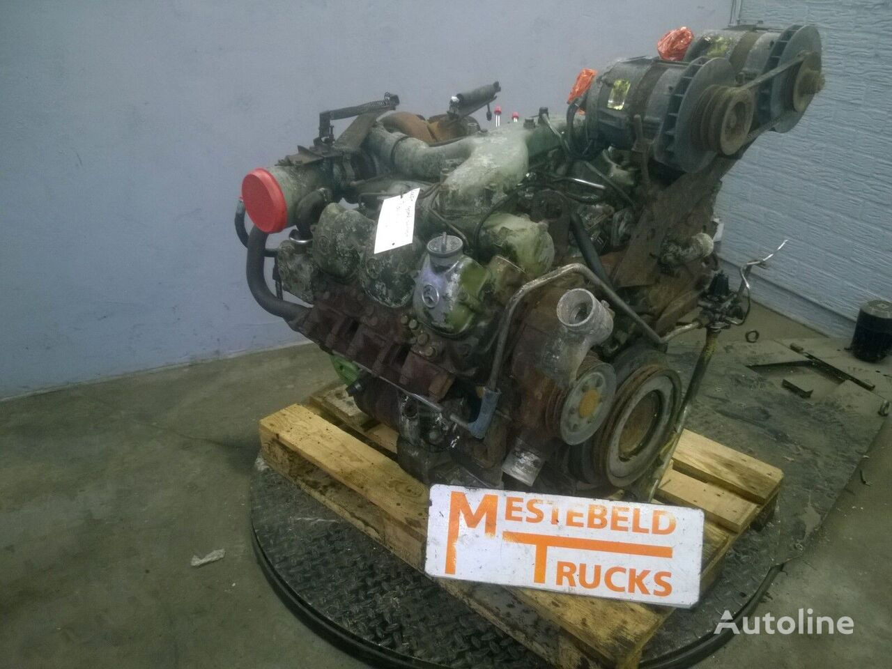 MERCEDES-BENZ OM421A engine for MERCEDES-BENZ Bus motor OM421A bus