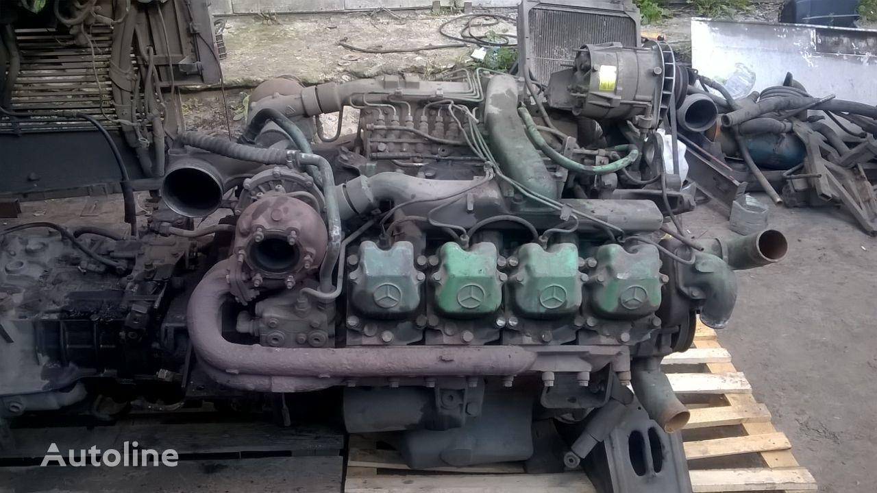 Mercedes benz om442 v8 bi turbo engines for mercedes benz for Mercedes benz v8 engines