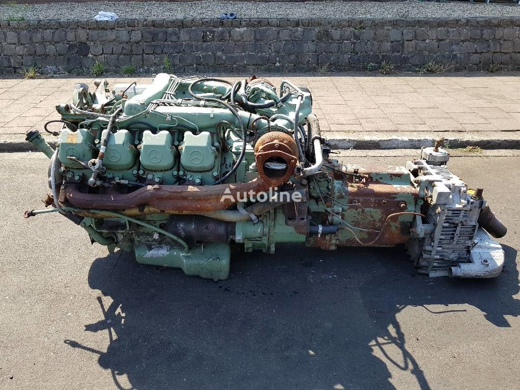 MERCEDES-BENZ OM442A engine for truck