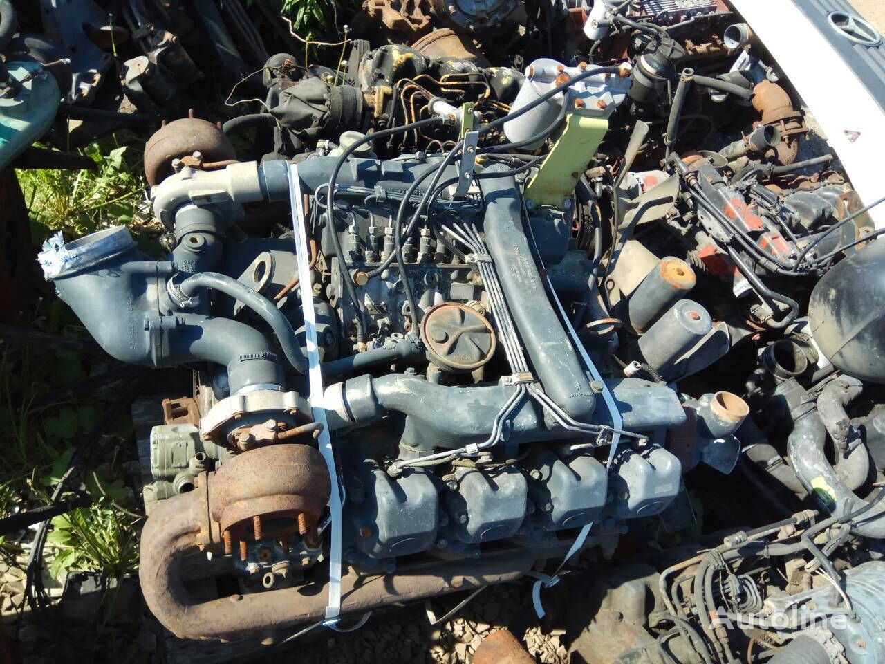 MERCEDES-BENZ OM442LA 480 E2 engine for MERCEDES-BENZ truck