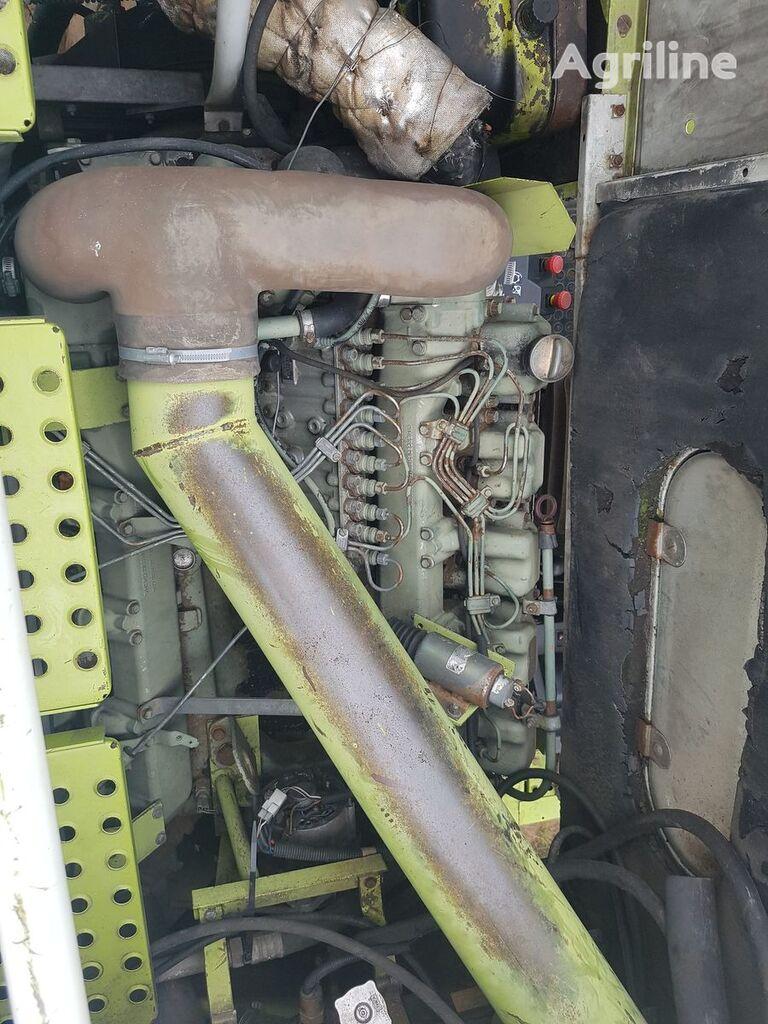 MERCEDES-BENZ OM443 engine for CLAAS COMMANDOR 228CS grain harvester