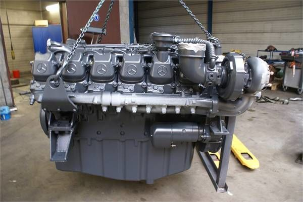 engine for MERCEDES-BENZ OM444A truck