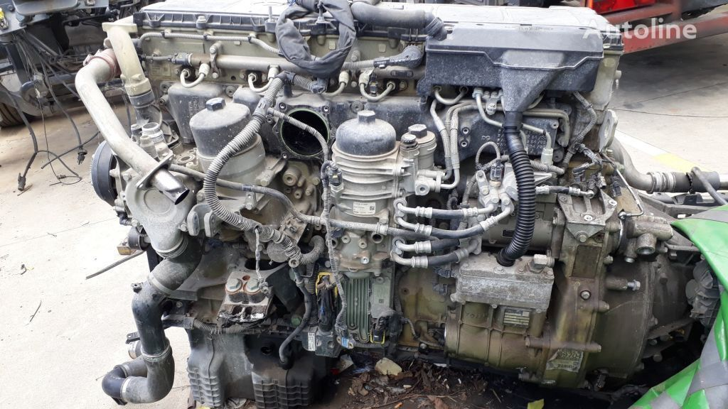 MERCEDES-BENZ OM471 R6 12 engine for MERCEDES-BENZ Actros 2545 tractor unit