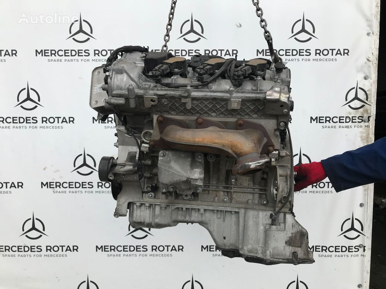 272 engine parts