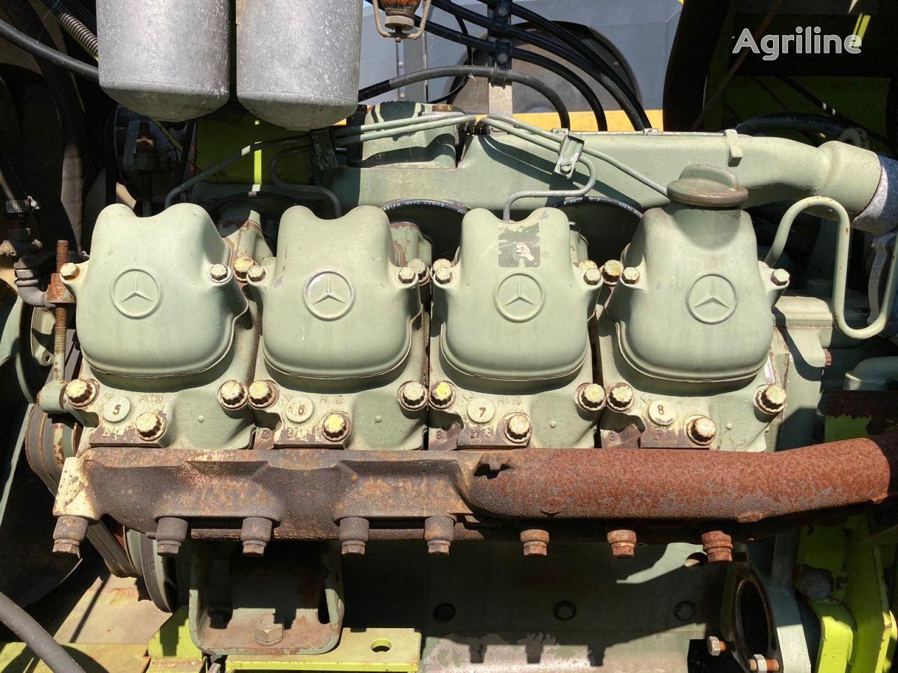 MERCEDES-BENZ V8 engine for MERCEDES-BENZ grain harvester