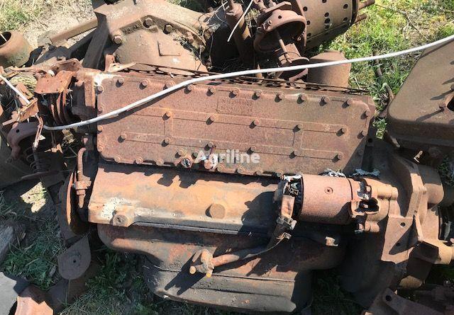 MERCEDES-BENZ om 352 engine for grain harvester