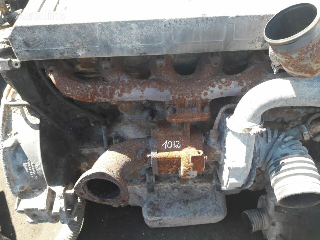 MERCEDES-BENZ om 906LA engine for MERCEDES-BENZ Atego tractor unit