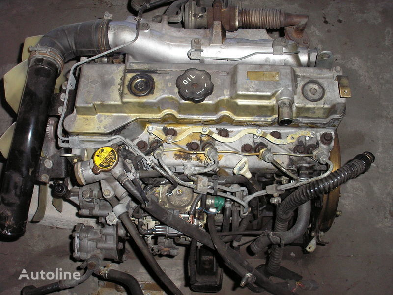 MITSUBISHI 4M40 engines for truck for sale, motor from Ukraine, buy