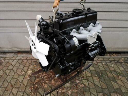 MITSUBISHI K4E engine for wheel loader