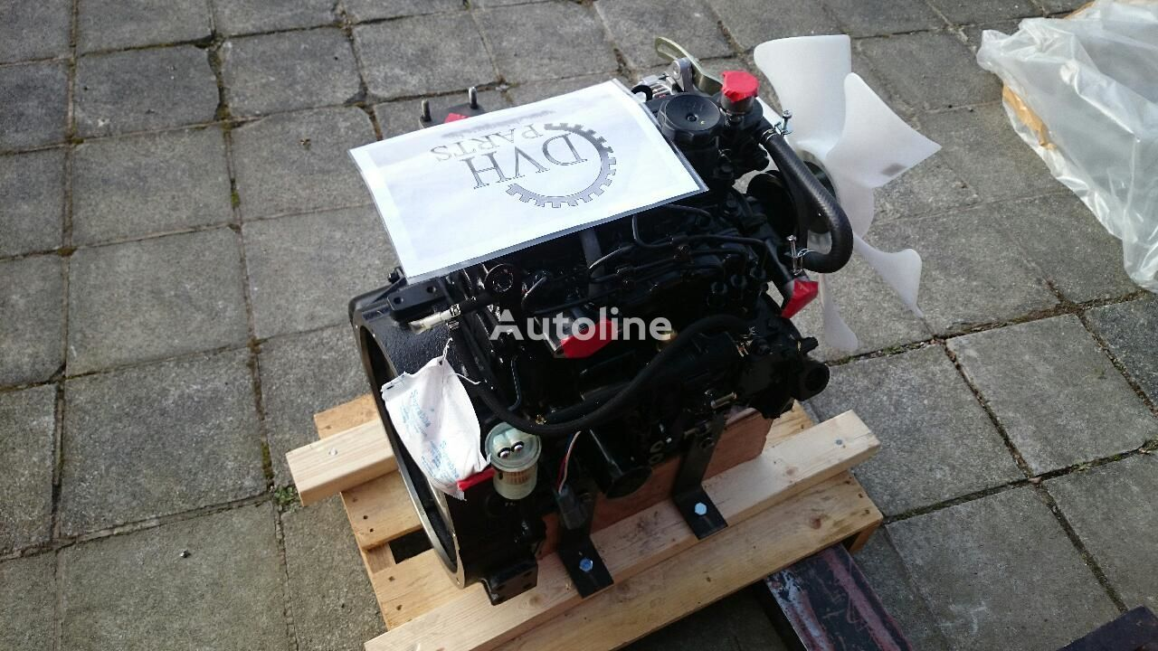 New mitsubishi s3l2 engine for volvo ec25 job 25 4 for 2 4 motor for sale