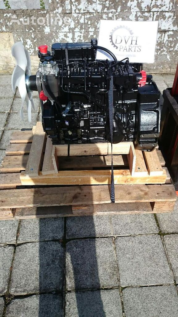 new MITSUBISHI S4S engine for VOLVO EC 70 mini excavator