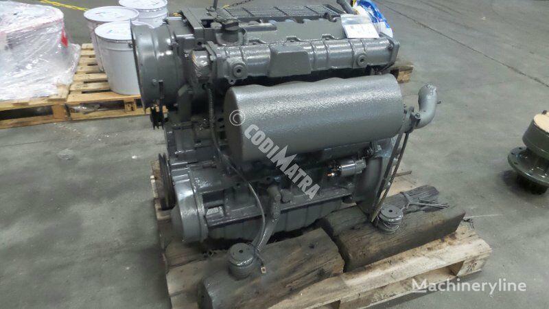 MOTEUR THERMIQUE F4L 1011F engine for BITELLI BB632 asphalt paver