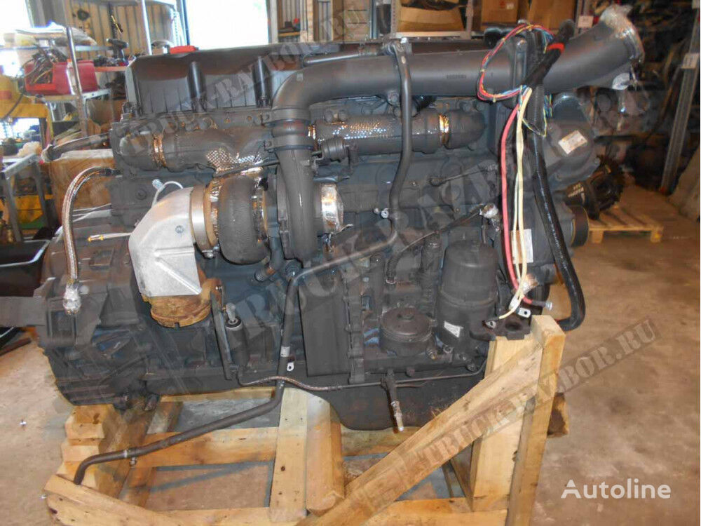 MX340 engine for DAF tractor unit