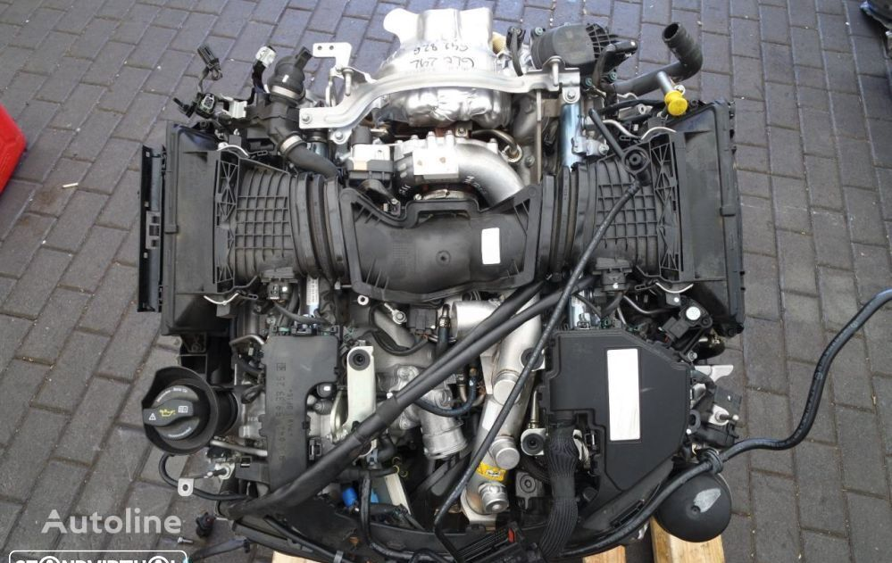 Motor engine for MERCEDES-BENZ ML W166 3.0cdi  automobile