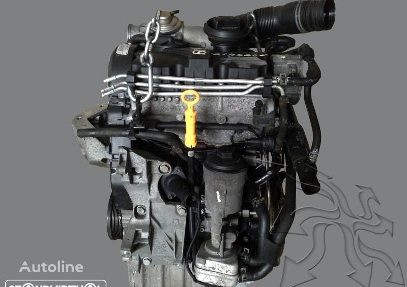 Motor engine for VOLKSWAGEN Polo 1.4TDI 2006  automobile