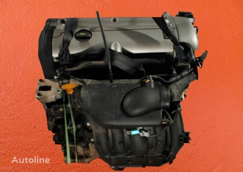 Motor engine for PEUGEOT 206 2002 1.9i Ref. RFN automobile