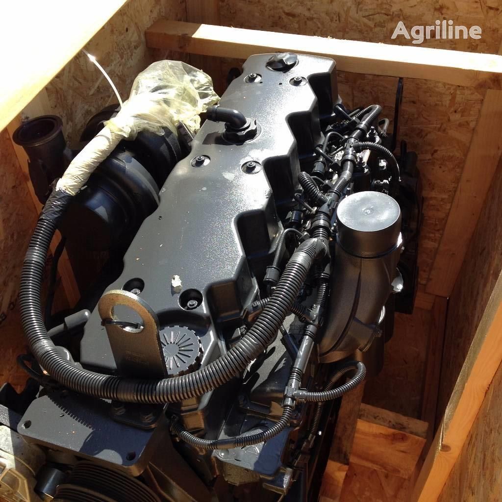 new NEW HOLLAND T6030 motor NIEUW! engine for NEW HOLLAND T6030 tractor
