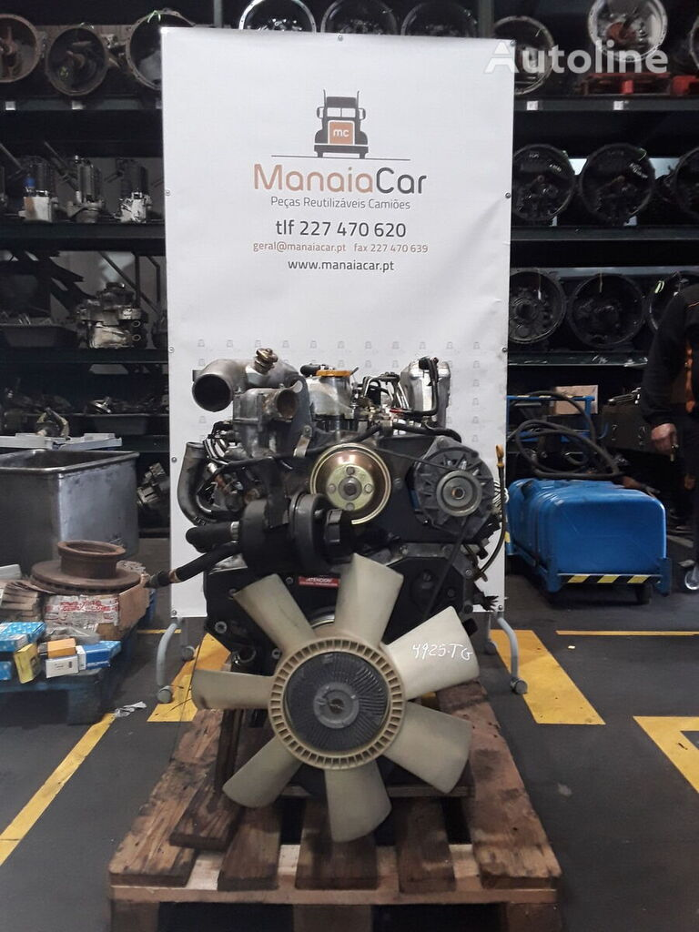 NISSAN B660N engine for truck