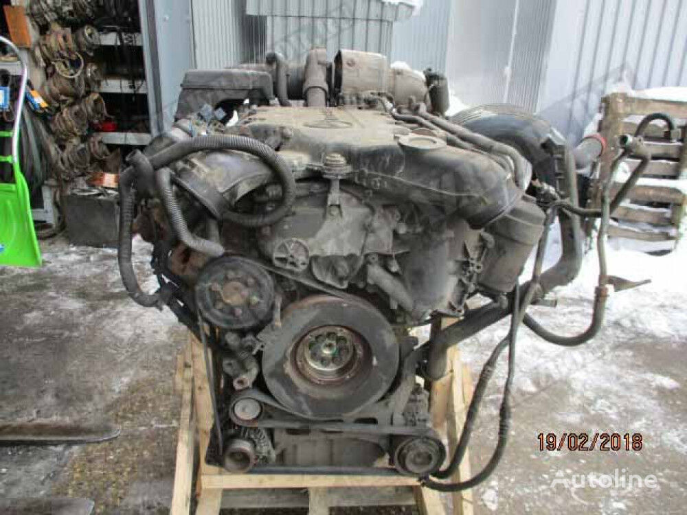 OM501LA engine for MERCEDES-BENZ tractor unit