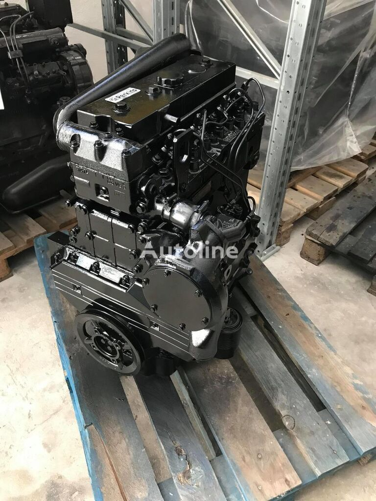 PERKINS 1004 engine for tractor unit