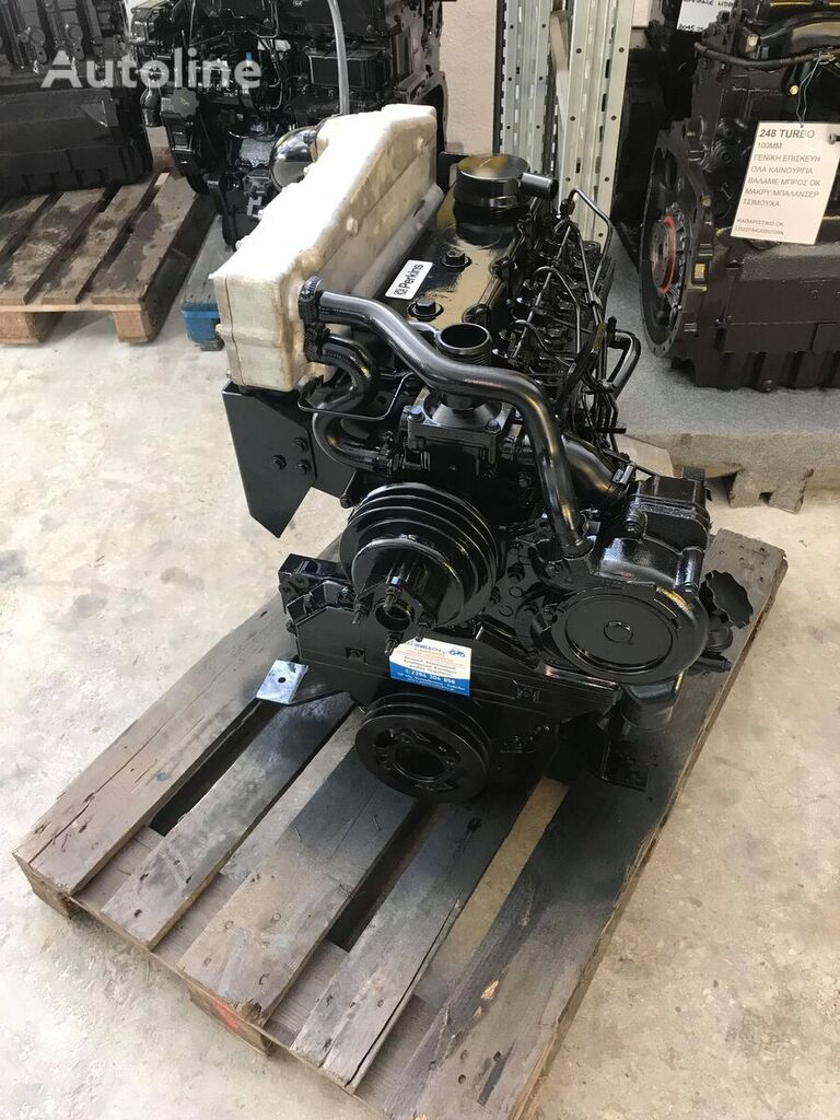 PERKINS 1004.40T engine for tractor unit