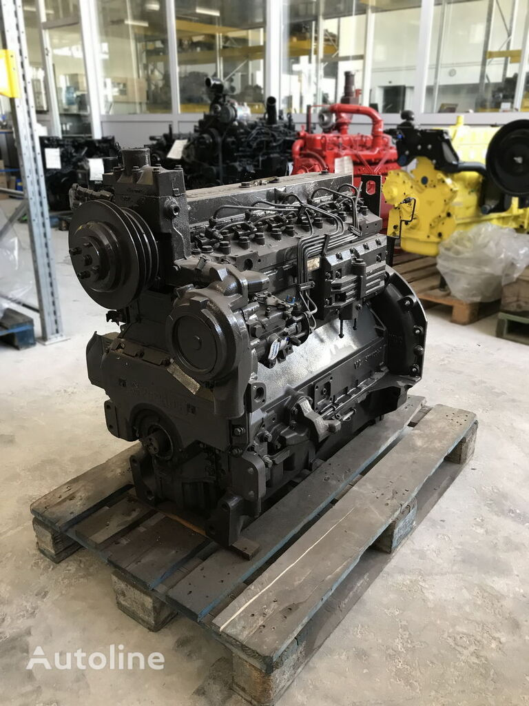 PERKINS 1006 engine for tractor unit