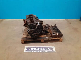 PERKINS 1104C-44T engine for truck for parts