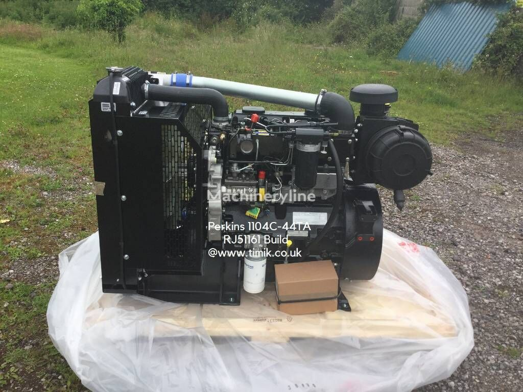 new PERKINS 1104C-44TA engine for other generator