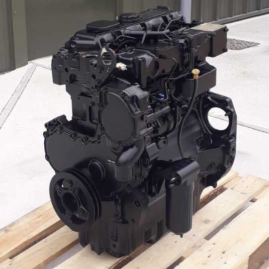 PERKINS 1104C-44TA COMPLETE REMANUFACTURED engine for tractor