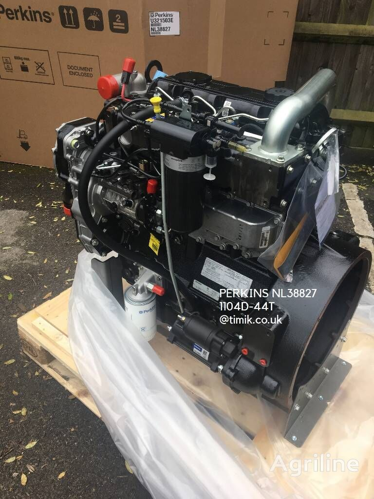 new PERKINS 1104D-44T engine for tractor