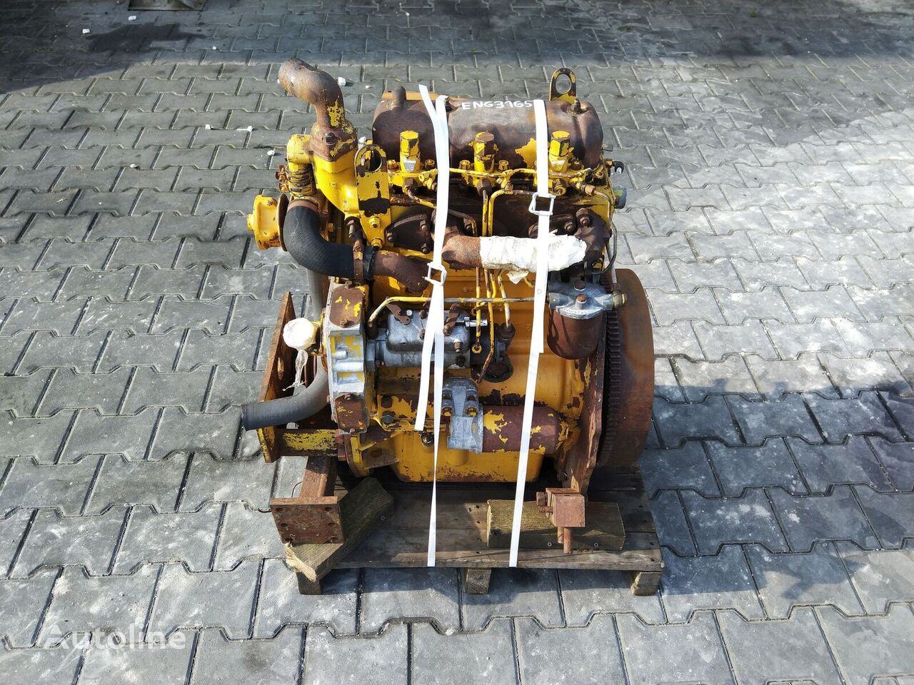 PERKINS 37111330 3 Cylindrowy Engine engine for PERKINS 152UR9940 37111330 3 Cylindrowy Silnik Engine  wheel loader