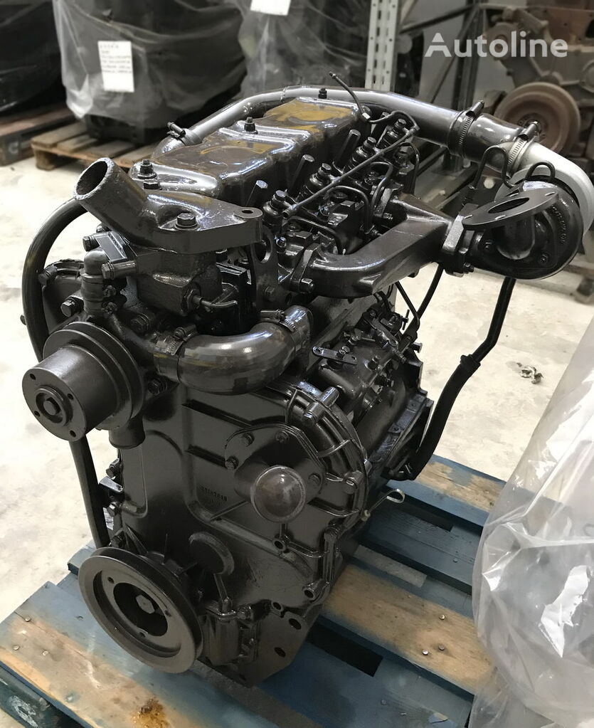 PERKINS 4.203 engine for tractor unit