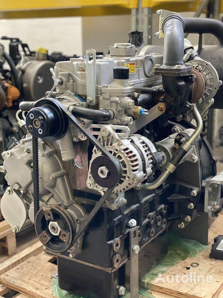 new PERKINS 404D-22T engine for backhoe loader