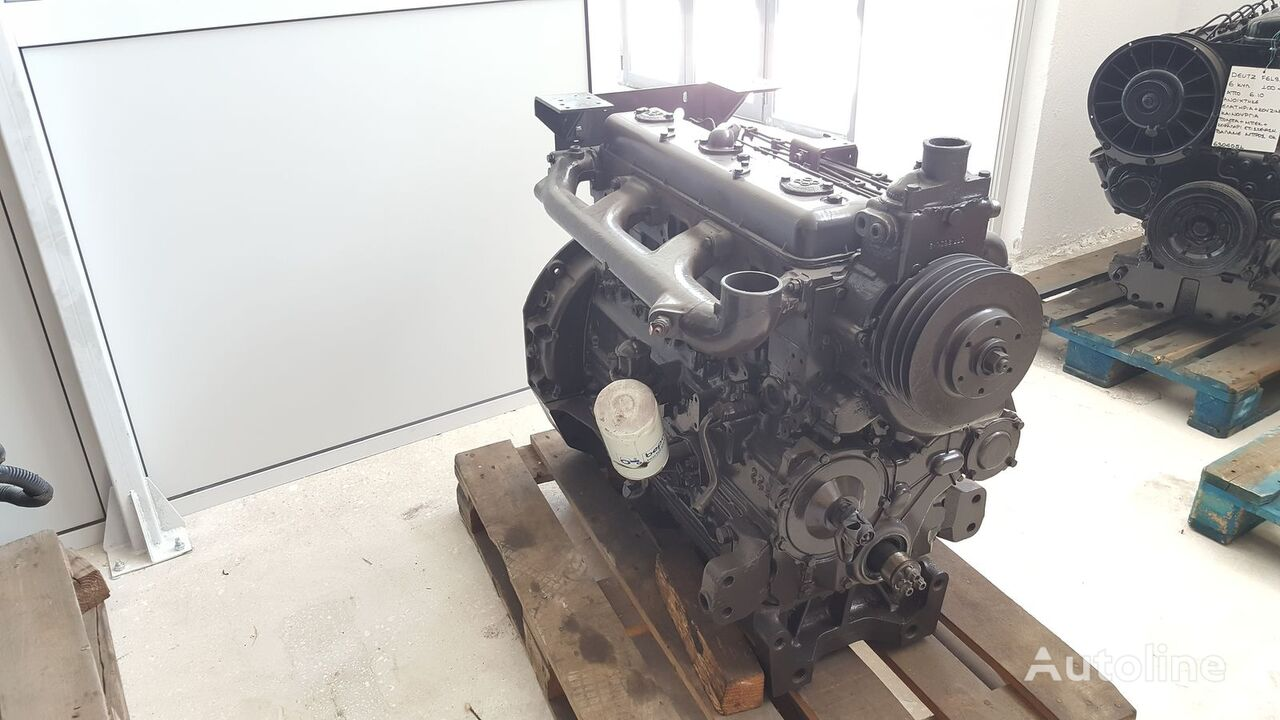 PERKINS 6.354.4 engine for tractor unit