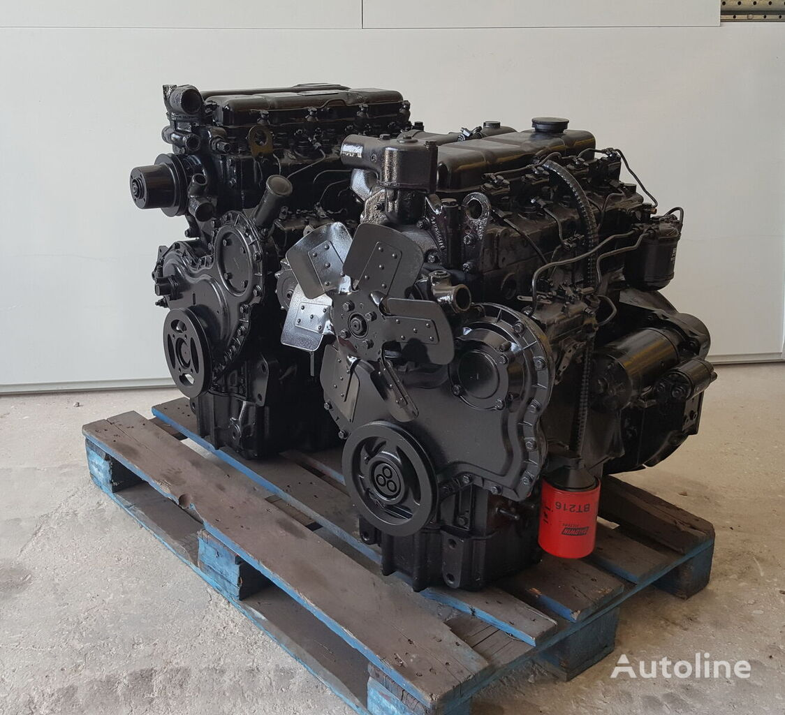 PERKINS A4.236 engine for tractor unit