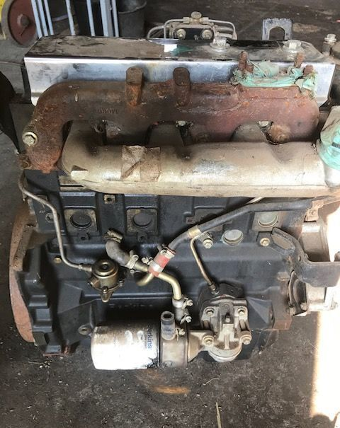PERKINS AA ~ 1004.4T engine for tractor