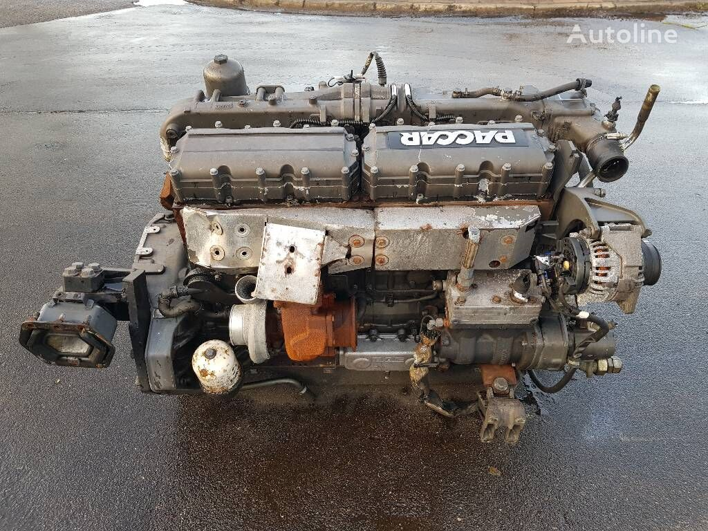 Paccar engine for truck