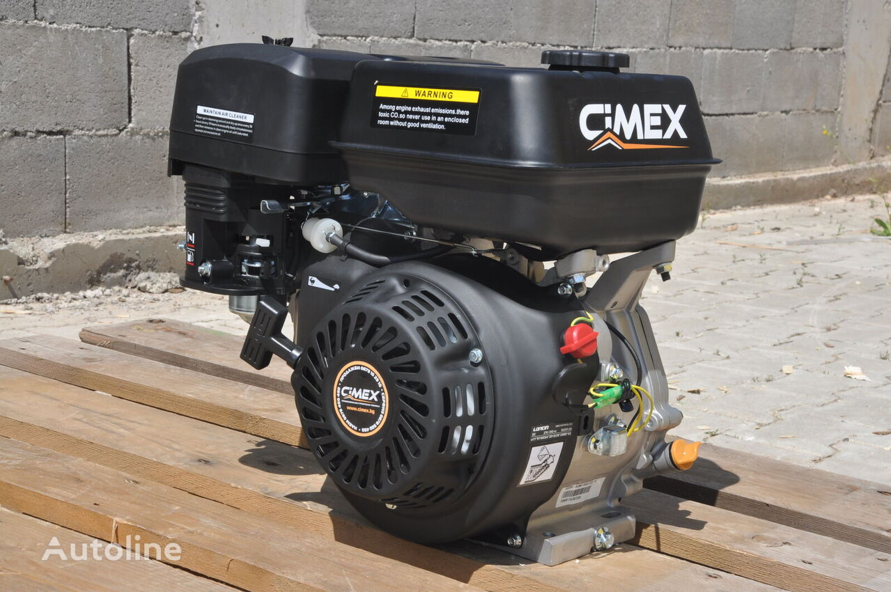 new Petrol 9.0 hp CIMEX G270 engine for plate compactor