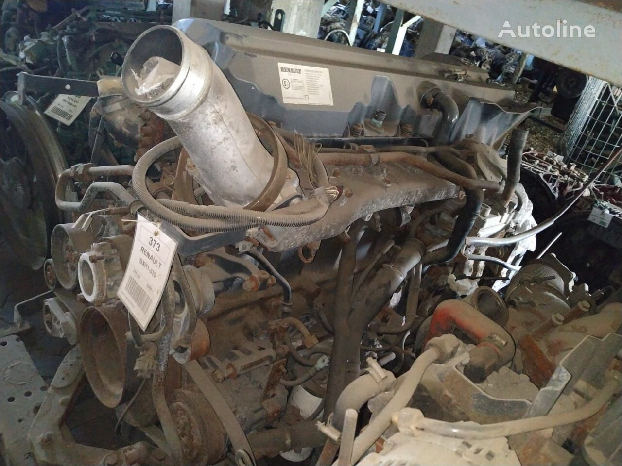 engine for RENAULT Premium, Midlum truck