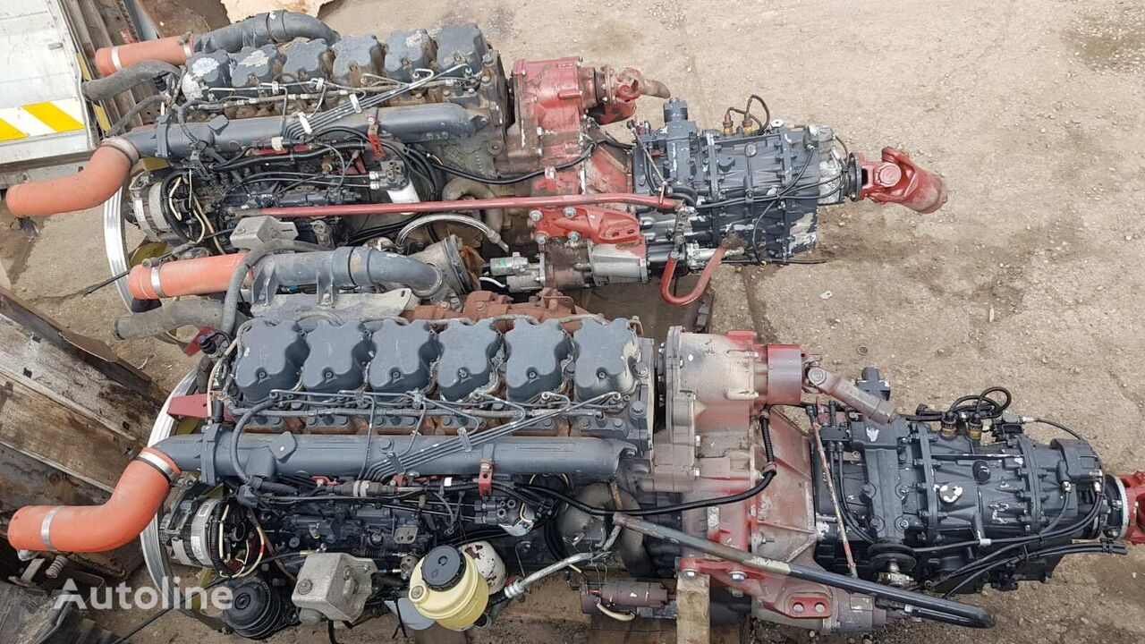 engine for RENAULT truck
