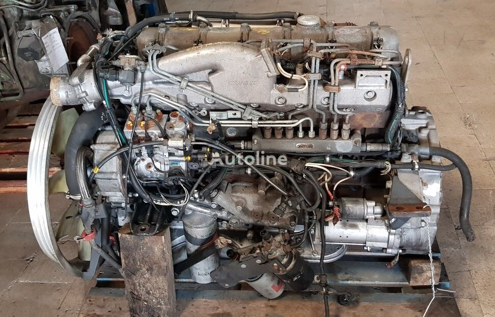 RENAULT 270 CDI / DCI6 01 engine for truck