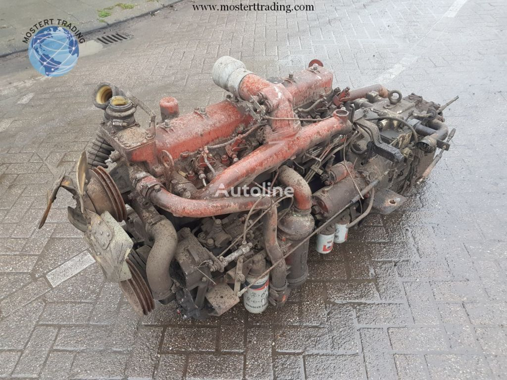 RENAULT 5600532016 - 6 Cilinder Turbo - 5x in stock engine for tractor unit