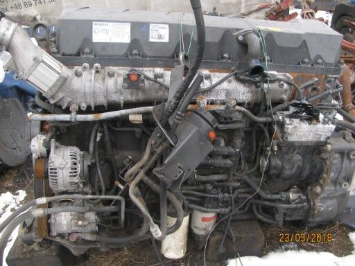 RENAULT PREMIUM DXI EEV engine for tractor unit