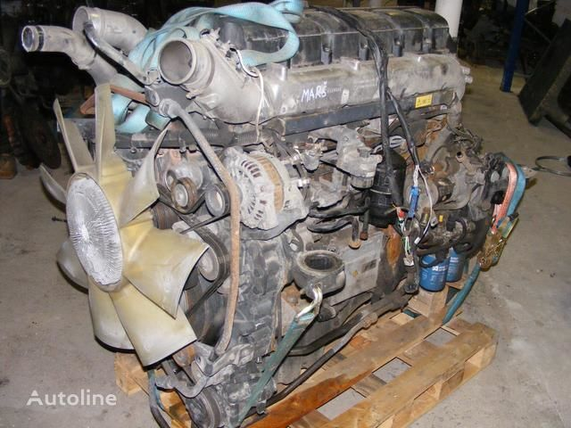 engine for RENAULT motor 420DCI truck