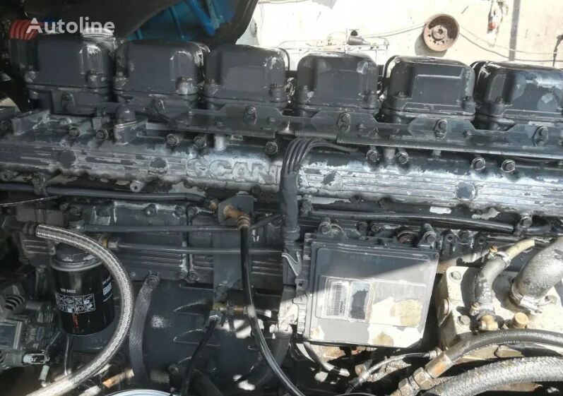 SCANIA (DT1101) engine for SCANIA tractor unit